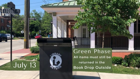 Green Phase starts July 13.